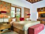 Shinta Dewi - Alamanda master suite detail
