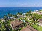 Kona Isle #E3 - Ariel view of the property