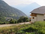 apartment la Muscade within Chalet Noisette in the summer