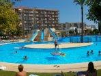 Espectaculares piscinas para disfrutarlas