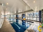 Indoor Heated Swimming Pool&Spa