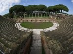 Another view of Roman Theatre