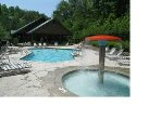 Black Bear Falls community pool
