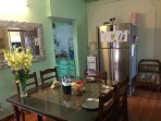 This is where the Magic happens ! In a Punjabi household , we love to eat and entertain guests.