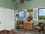 Royal Sea Cliff #314 - Bedroom with ocean view