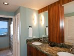 Royal Sea Cliff #314 - Master bathroom