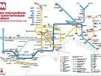 Indicazioni metropolitana