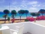 Main floor beach studio for 2 guests ~ Spacious, private, furnished terrace. Enjoy the views...