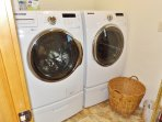 Energy efficient washer/dryer