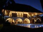 Luxurious fully Serviced Beach Villa in Zanzibar