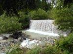 Parco del Grigno, a 10 km dal nostro maso