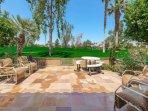 Enjoy the beautiful patio!