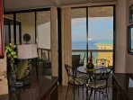 Breakfast Nook with Gulf View
