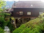 Concerted Old Mill, luxury house