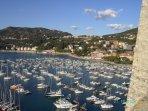 Lerici , der Fischer-  und Yachthafen
