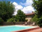 Pool and Casale Piantata
