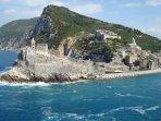 Portovenere, das sechste der Fünf Länder (Cinque Terre) vielleicht sogar das schönste!
