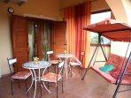 veranda coperta camera doppia Artemisia