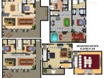 Mountain Estate Floor Plan