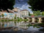 "Brantome 20 minutes to ""little venice"" home to some of the finest dining in France"
