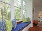 cozy windowseat