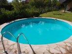 zwembad diameter vijf meter