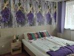 Lavandula Room Double room with balcony