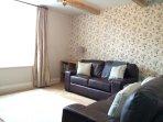 Comfortable , spacious lounge