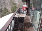 Front Porch with Grill