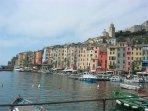 Portovenere das praktisch sechste Land der Fünf Länder, vielleicht sogar das Schönste und Größte !