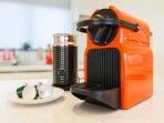 Nespresso and Aeroccino