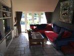 Snug Area - next to open plan Kitchen
