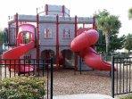 Full playground within the Resort