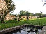 Maison 19me avec jardin clos