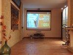 Impianto home teathre appartamento ARANCIO