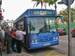 Bus to Nerja and Beach