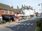 Close to Steyning high street with all the amenities and interesting independant shops