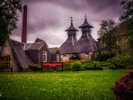 Strathisla Distillery in Keith by BCKloon Photography