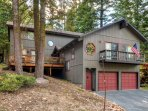 Welcome to your Tahoe Vista home-away-from-home!
