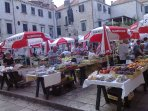 Green market Old Town