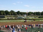 Saratoga Racetrack and Performing Arts Center is a short drive away. (1/2 hr.)
