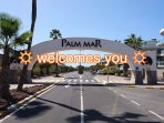 WELCOME to Palm Mar!