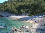 One of  the hidden beach in surrounding area of Rijeka