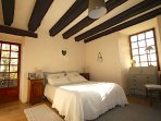 The larger bedroom available when 5 or more book