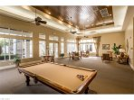 The Clubhouse Billiards Room and Lounge