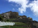 San Cristobal Fort  1 block