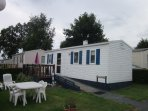Park home  Arromanche 47 sleeps 4 .Perfect for couples or small family
