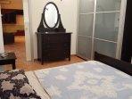 stanza matrimoniale appartamento AVANA