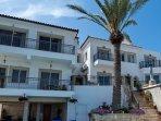 Balconies of Villa Archimedes 1 & 2