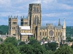 Historical Durham City only 17 minutes away